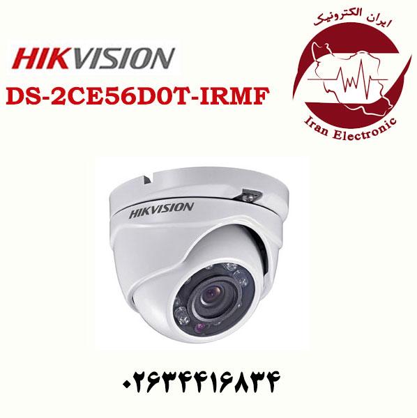 دوربین مدار بسته دام هایک ویژن مدل HikVision DS-2CE56D0T-IRMF