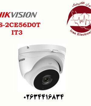 دوربین مدار بسته دام هایک ویژن مدل HikVision DS-2CE56D0T-IT3