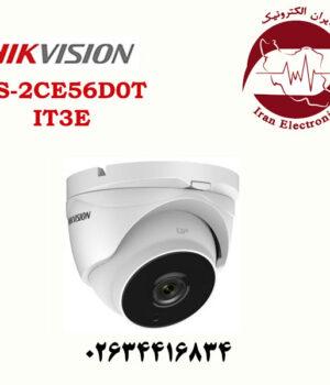 دوربین مدار بسته دام هایک ویژن مدل HikVision DS-2CE56D0T-IT3E