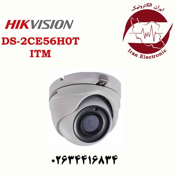 دوربین مدار بسته دام هایک ویژن مدل HikVision DS-2CE56H0T-ITMF