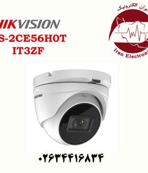 دوربین مداربسته دام هایک ویژن مدل Hikvision DS-2CE56H0T-IT3ZF