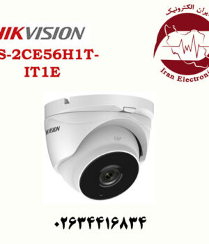 دوربین مداربسته دام هایک ویژن مدل HikVision DS-2CE56H1TIT1E