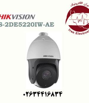 دوربین مداربسته گردان اسپید دام هایک ویژن مدل Hikvision DS-2DE5220IW-AE