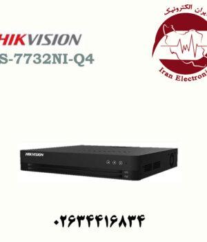 دستگاه ان وی آر 32 کانال هایک ویژن مدل HikVision DS-7732NI-Q4