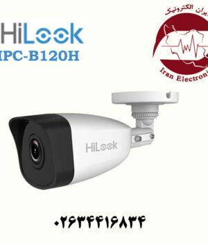 دوربین مداربسته بولت آی پی هایلوک مدل HiLook IPC-B120H