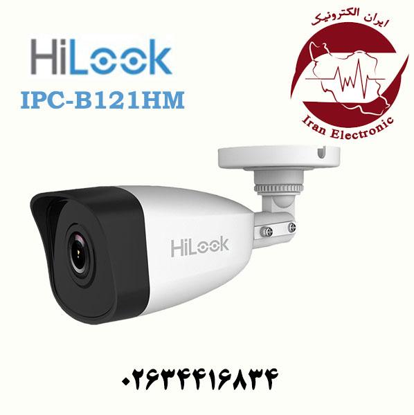 دوربین مداربسته بولت آی پی هایلوک Hilook IPC-B121HM