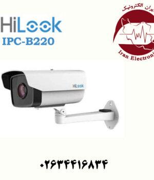 دوربین مداربسته بولت هایلوک مدل HiLook IPC-B220