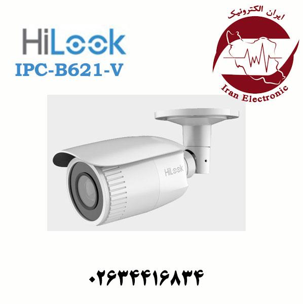 دوربین مداربسته بولت آی پی هایلوک مدل HiLook IPC-B621-V
