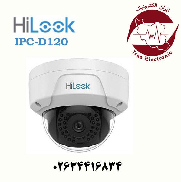 دوربین مداربسته دام آی پی هایلوک مدل HiLook IPC-D120