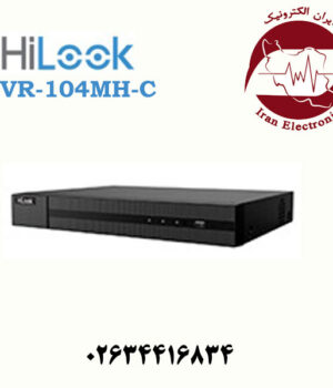 دستگاه ان وی آر 4 کانال هایلوک مدل HiLook NVR-104MH-C