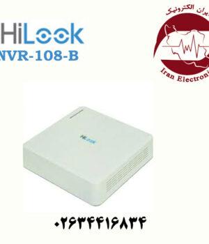 دستگاه ان وی آر 8 کانال هایلوک مدل HiLook NVR-108-B