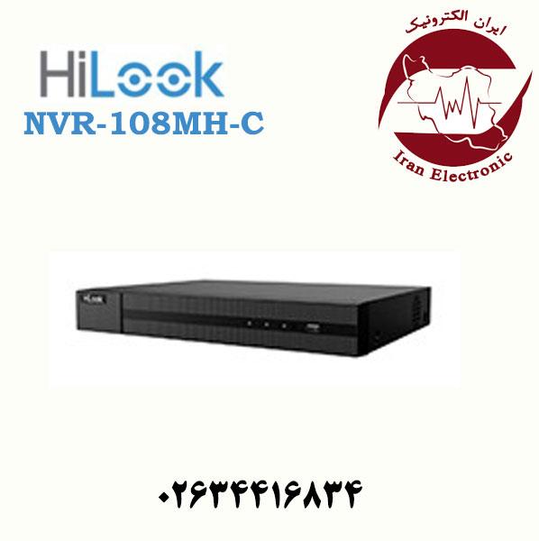 دستگاه ان وی آر 8 کانال هایلوک مدل HiLook NVR-108MH-C
