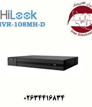 دستگاه ان وی آر هایلوک مدل HiLook NVR-108MHD