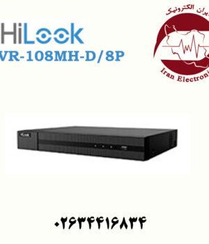 دستگاه ان وی آر هایلوک مدل HiLook NVR-108MHD/8P