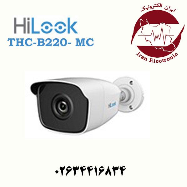 دوربین مداربسته بالت هایلوک مدل HiLook THC-B220-MC