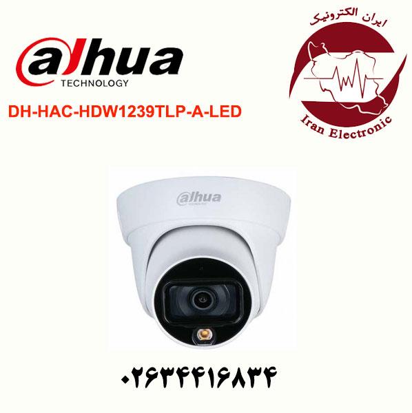 دوربین مداربسته دام داهوا مدل Dahua DH-HAC-HDW1239TLP-A-LED