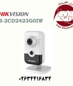 دوربین وای فای هایک ویژن مدل HikVision DS-2CD2423G0-IW