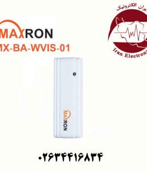 حسگر لرزشی مکسرون مدل Maxron MX-BA-WVIS-01