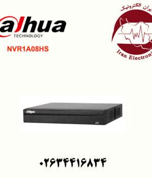 دستگاه NVR(ان وی آر) 8 کانال داهوا مدل Dahua NVR1A08HS