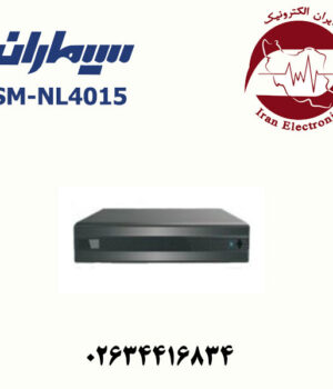 دستگاه ان وی آر 4 کانال سیماران مدل Simaran SM-NL4015