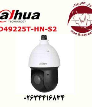 دوربین اسپید دام داهوا مدل Dahua SD49225T-HN-W